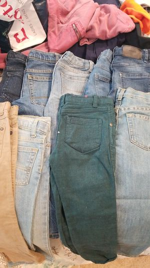 Boys size 5 jeans for Sale in Moreno Valley, CA