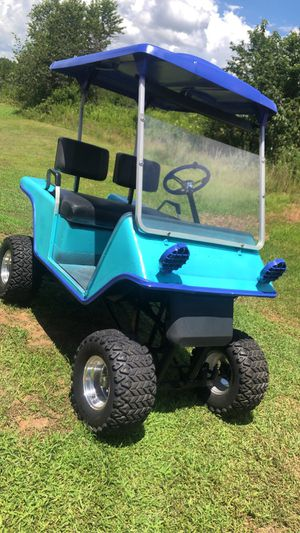Yamaha gas golf cart for Sale in Greenville, SC