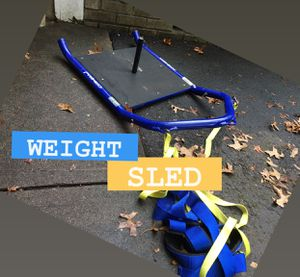 Weight Sled for Sale in NJ, US