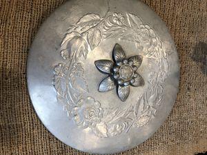 Vintage Everlast Vintage Rose Pattern Forged Aluminum Casserole Dish for Sale in Sandy, UT
