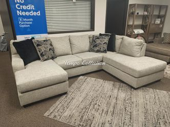New Sectional Sofa, Storm, SKU# ASH96006RAFTC for Sale in Santa Fe Springs,  CA