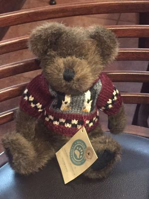 "9"" Toll Collectables Teddy Bear. Wayfer North. New for Sale in Plano, TX"