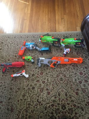 Nerf guns for Sale in Washington, DC