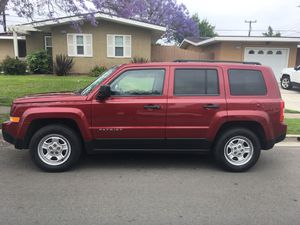 2016 Jeep Patriot Stick Shift for Sale in San Diego, CA