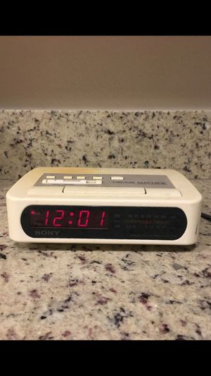 Sony Alarm Clock/Radio for Sale in Casselberry, FL