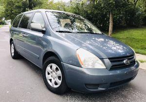((Low Miles)) $4300 ! 2006 Kia Sedona Like New interior dVD Aux for Sale in Takoma Park, MD