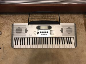 E-media piano keyboard for Sale in Mansfield, TX
