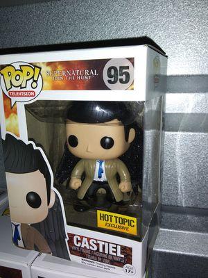 Funko pop Castiel with wings Custom for Sale in Oklahoma City, OK