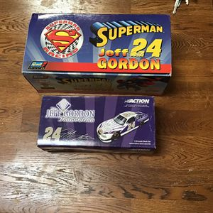 Jeff Gordon NASCAR Diecast Race Cars, $20 each. for Sale in Chesapeake, VA