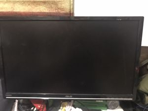Computer monitor and mouse and keyboard for Sale in Jupiter, FL