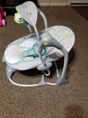 Ingenuity ConvertMe Swing-2-Seat Portable Swing - Ridgedale for Sale in Manor, TX