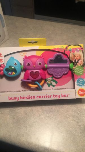 Baby car seat toy bar for Sale in Norfolk, VA