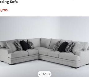 Arlen Putty Sofa for Sale in Anaheim,  CA