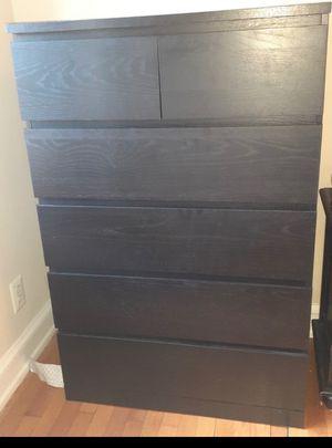 5 drawer dresser for Sale in Washington, DC