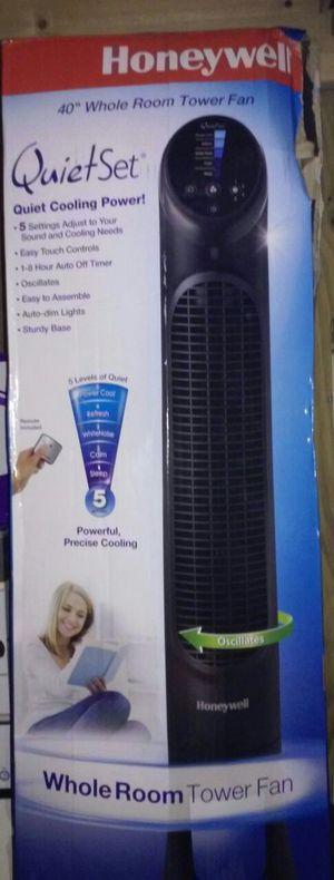 """40"""" tower fan for Sale in Lawrenceville, GA"""