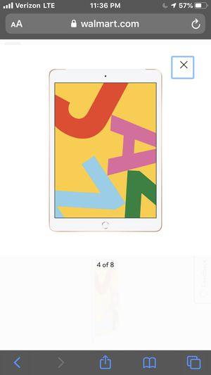 New iPad 7th gen 32gb for Sale in Smyrna, DE