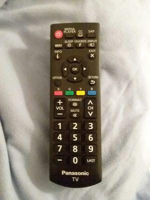 Panasonic TV Remote for Sale in Traverse City, MI
