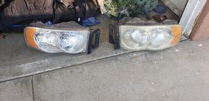 Ram headlights for Sale in Ontario, CA
