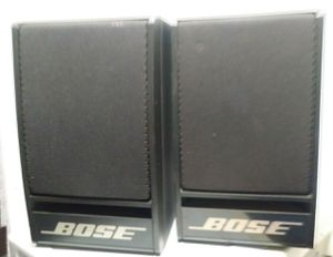 Set of 2 BOSE 141 JB SPEAKERS FROM TOUCH TUNES TOUCHTUNES JUKEBOX for Sale in Naples, FL
