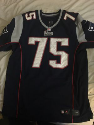 NIKE Vince Wilfork Patriots jersey. 100% Authentic STITCHED, On Field Jersey for Sale in Clinton, MA