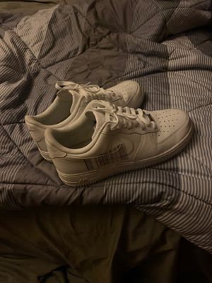 Almost new 1/1 Air Force ones for Sale in Portland, OR