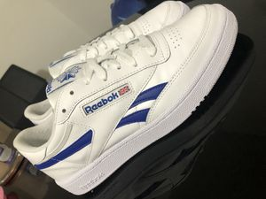 Reebok Club 85 Royal Blue Size 10 for Sale in Hialeah, FL
