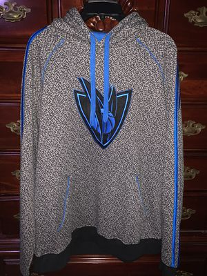 Adidas Dallas Mavericks hoodie men's large for Sale in Plano, TX