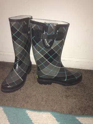 Rain boots for Sale in Hampton, GA