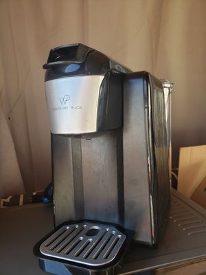 Coffee maker and pod stand for Sale in Los Angeles, CA