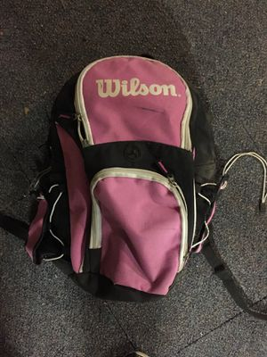 Wilson backpack for Sale in Fresno, CA
