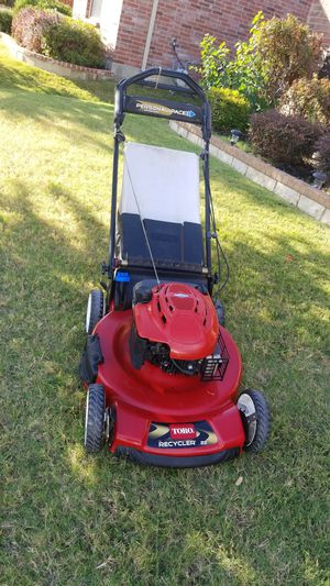 Toro mower 45.00 for Sale in Haslet, TX