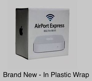 AirPort Express 802.11n Wi-Fi for Sale in McDonough, GA
