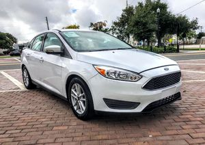 2017 Ford Focus SE Sedan 4 D $1,500 down, $7,950 cash price ❇❇ Hablamos Español ❇❇ for Sale in Tampa, FL