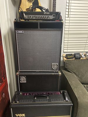 Ampeg B410 HLF for Sale in Moreno Valley, CA
