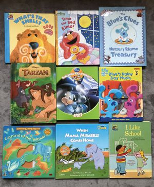 Story Time Young Reader Books~ Toddler Kids Children for Sale in Lincolnia, VA