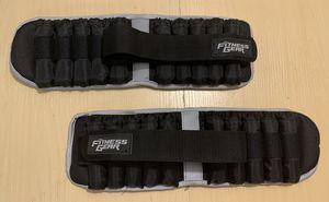 Fitness Gear Adjustable Leg Weights for Sale in Santa Clarita, CA