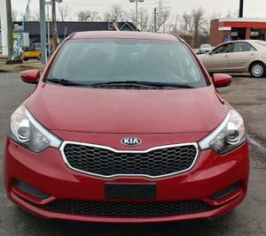 Kia forte lx red for Sale in Culver City, CA
