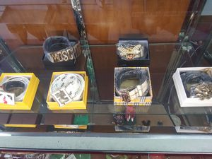 Name Brand Belts for Sale in Sioux Falls, SD