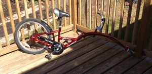 Folding WeeRide Pro-Pilot Bike Tag Along for Sale in Hyattsville, MD