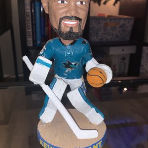 San Jose Sharks Edition Kevin Durant Bobblehead for Sale in Turlock, CA