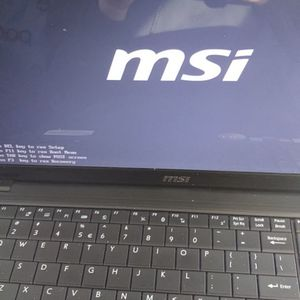 MSI Notebook PC for Sale in St. Charles, IL