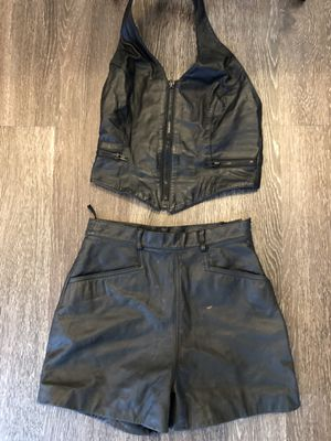 Leather bike outfit for Sale in La Vergne, TN