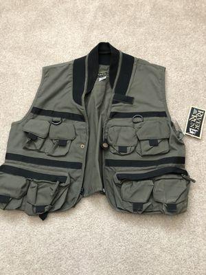 New fishing vest for Sale in Spokane, WA