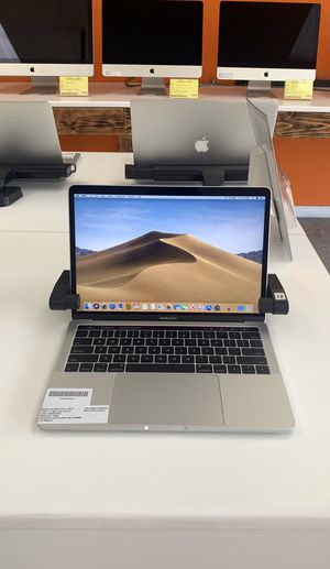 """13"""" MacBook Pro Touch Bar- 3.1Ghz Intel Core i5- 256GB SSD- 16GB RAM for Sale in Los Angeles, CA"""