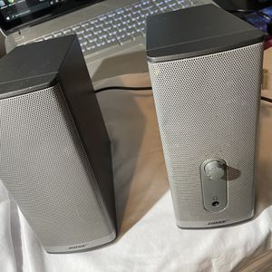 Bose Companion 2 Series II Multimedia Speaker System for Sale in South El Monte, CA