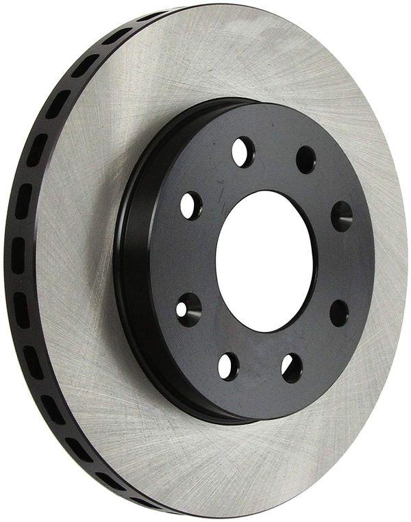 Centric Parts front brake rotors (pair) 120.46039 with e-coating Mitsubishi Hyundai Eagle Plymouth