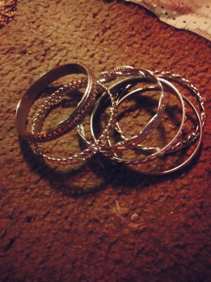 Sterling silver bracelets for Sale in Thornton, CO
