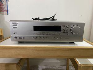 Onkyo TX SR302 5.1 Channel 325 Watt Receiver for Sale in Gaithersburg, MD