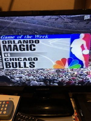 Sold As Blank VHS 1996 NBA Playoffs Magic vs Bulls Game 2 for Sale in Chippewa Falls, WI
