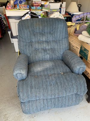 Reclining Chair for Sale in Chula Vista, CA